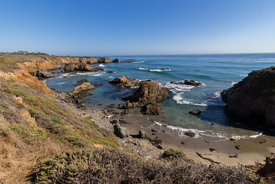 Central California Coastline