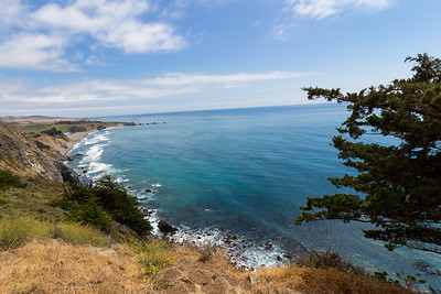 Ragged Point, California