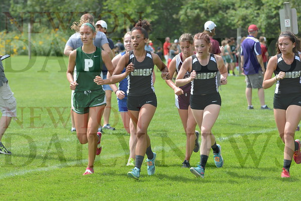 Central College XC Meet 9-3-16
