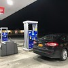 I use about a tank of fuel everyday I'm on the road.