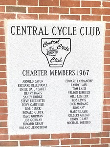 I pulled into the Central Cycle Club at about 3 a.m. on Sunday morning.