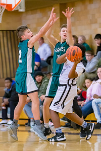 8th Grade Basketball | Central Dauphin vs. Central Dauphin East at the Milton Hershey Tournament, January 26, 2019.