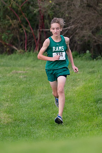 Middle School Cross County | Central Dauphin vs. Palmyra