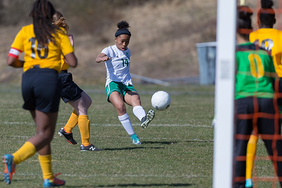 Girls Middle School Soccer | Central Dauphin @ Milton Hershey | April 3, 2019