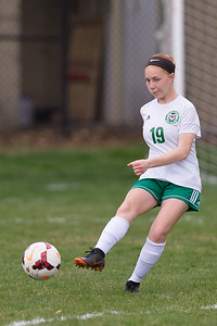 Girls Middle School Soccer | Central Dauphin at Susquehanna Township | April 8, 2019