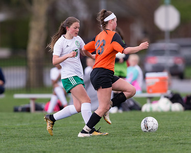 Girls Middle School Soccer | Central Dauphin @ Palmyra | April 15, 2019