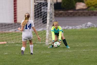 Girls Middle School Soccer | Central Dauphin vs. Lower Dauphin | April 18, 2019