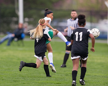 Girls Middle School Soccer | Central Dauphin @ CD East | April 25, 2019