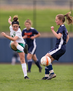 Girls Middle School Soccer | Central Dauphin @ Hershey | April 29, 2019