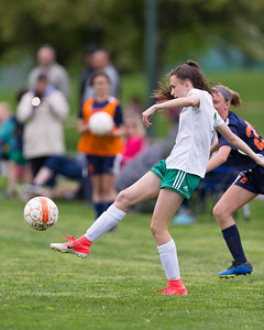 Girls Middle School Soccer   Central Dauphin @ Hershey   April 29, 2019