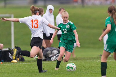 Girls Middle School Soccer | Central Dauphin vs. Palmyra | May 9, 2019