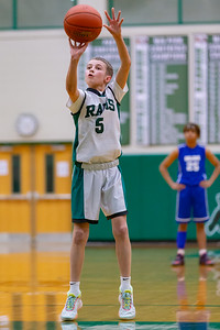 Middle School Basketball | Central Dauphin vs. Steelton-Highspire | February 10, 2020