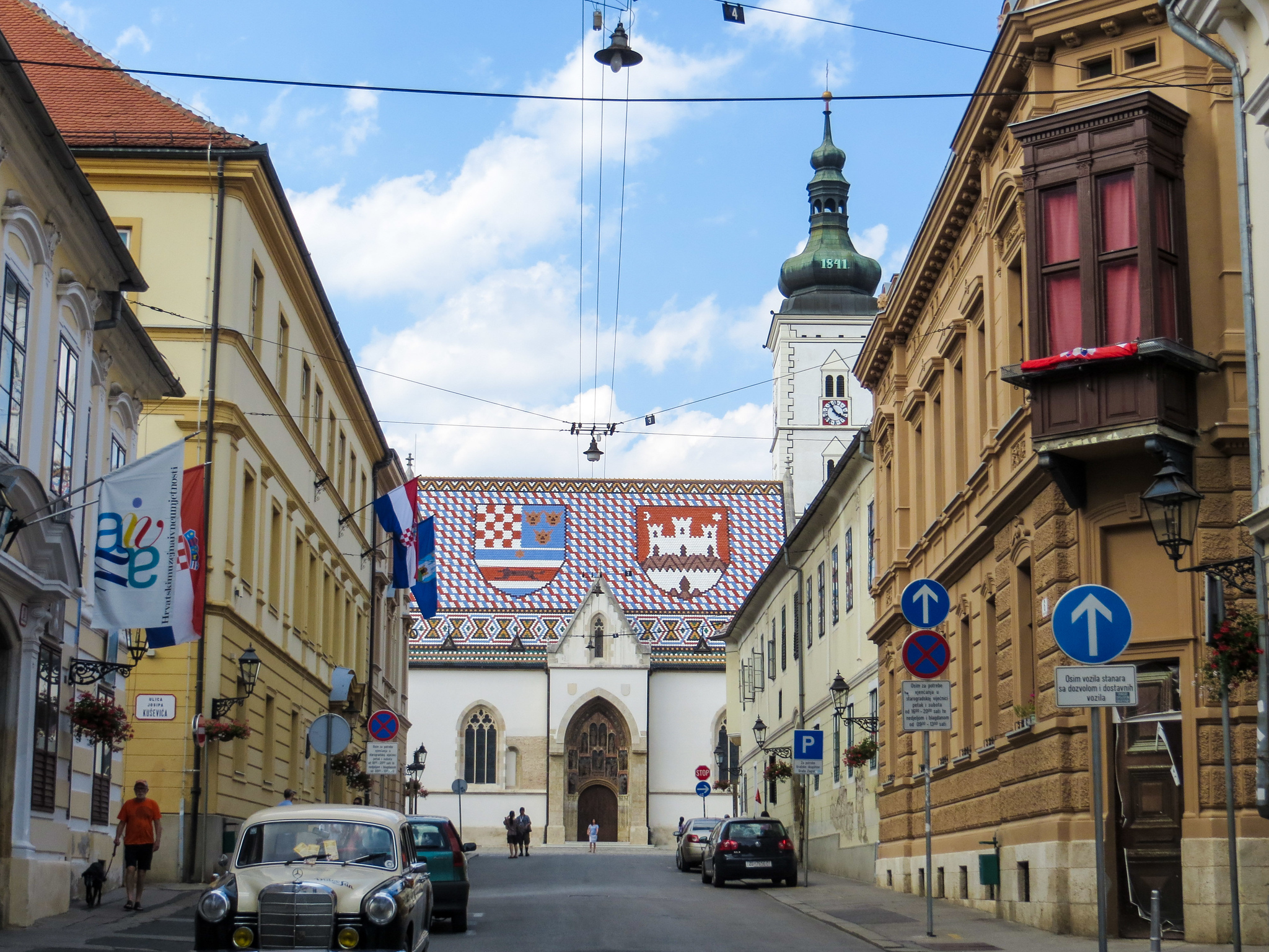 traveling to europe for the first time? give zagreb a chance