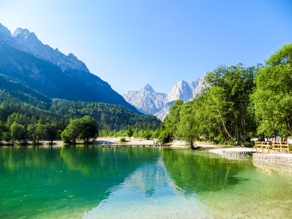 Need some backpacking trails in Europe? Look no further than Slovenia!