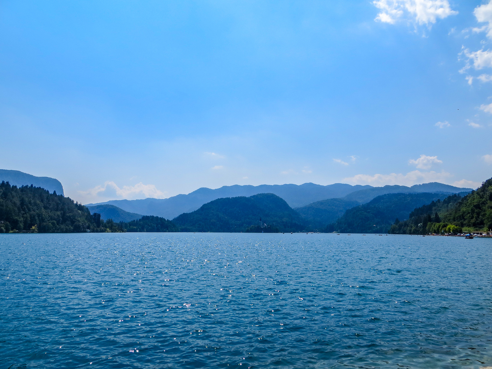 visiting slovenia will bring you to lake bled