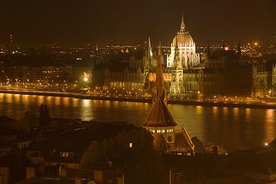 Budapest Nightfall
