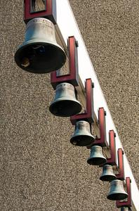 Bells of Arka Pana Church, Krakow