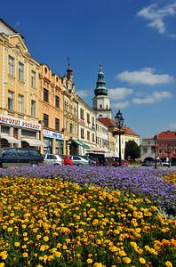Kromeriz Grand Square, Czech Republic
