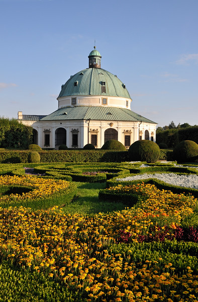 Kromeriz Pleasure Garden,  Czech Republic