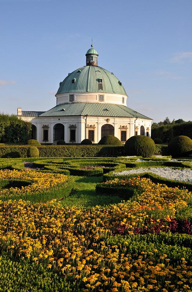 Kromeriz Pleasure Garden,  Czech Republic
