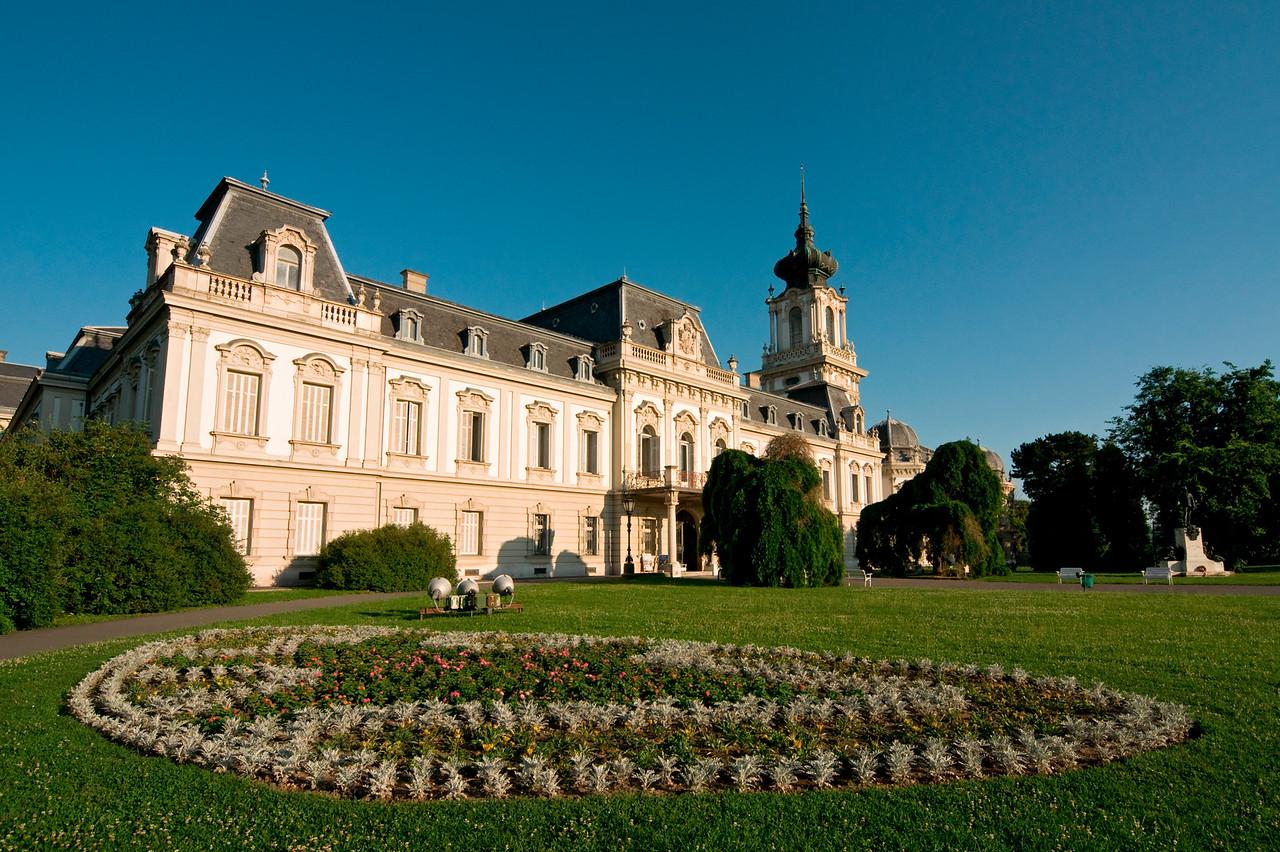 Festetics Palace Garden, Keszthely, Hungary