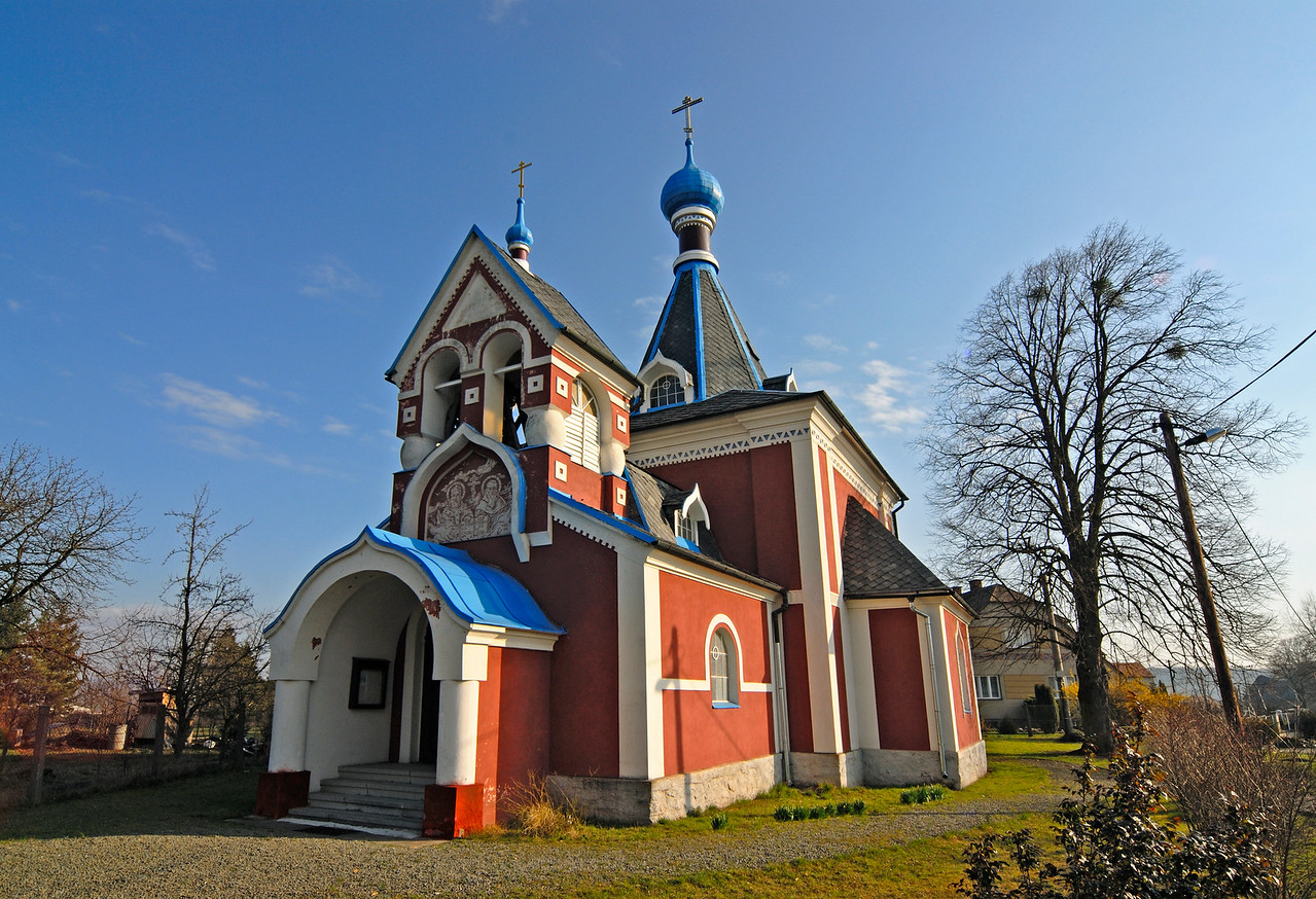 Orthodox Church of St. Ludmila, Rimice