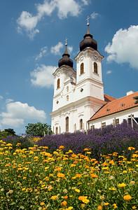 Benedictine Abbey, Tihany, Hungary
