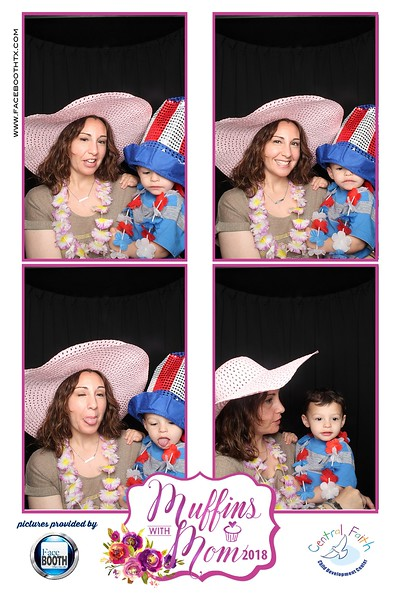 Central Faith Muffins with Mom 2018