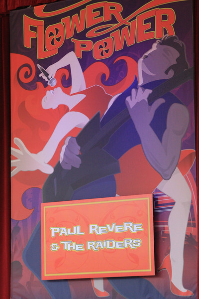 Paul Revere &The Raiders