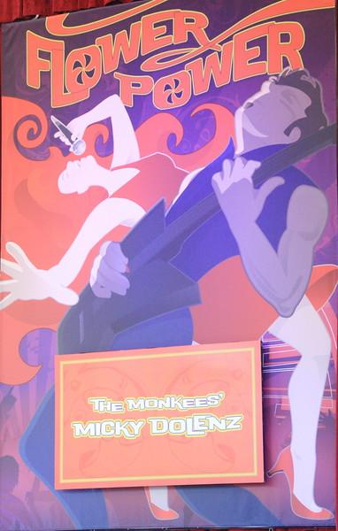 The Monkeys and Mickey Dolenz