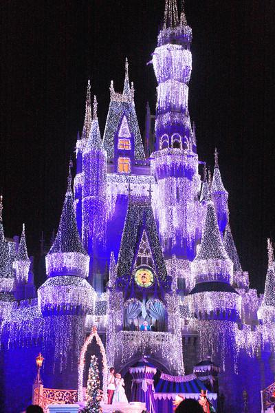 2012 Christmas@Disney