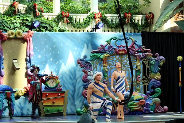 Cirque Dreams & Atrium&Lobby Decor2