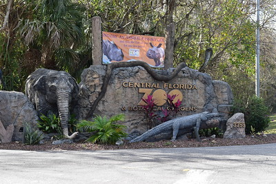 Sanford FL   Central Florida Zoo U0026 Botanical Gardens   12/16/2016