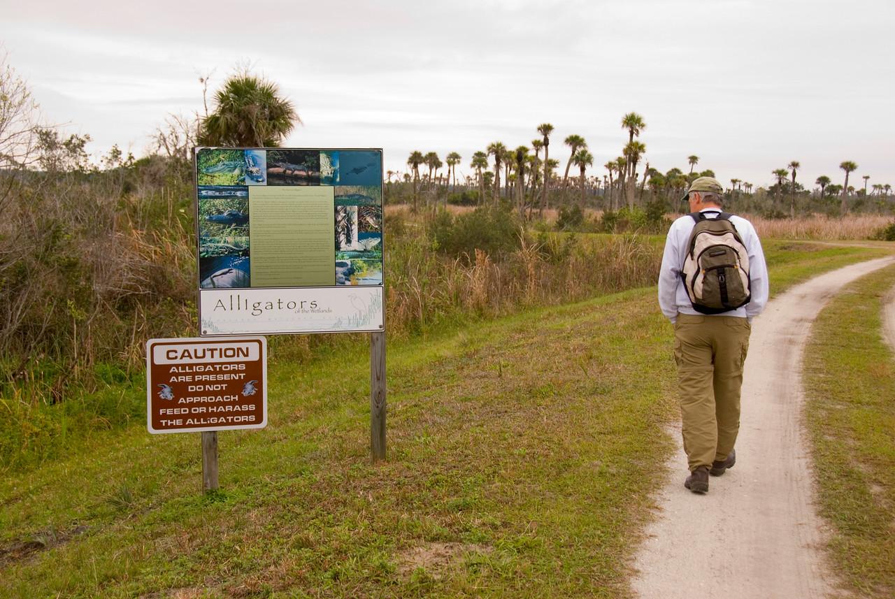 Orlando Wetlands Park<br /> PHOTO CREDIT: M. Timothy O'Keefe / Florida Trail Association