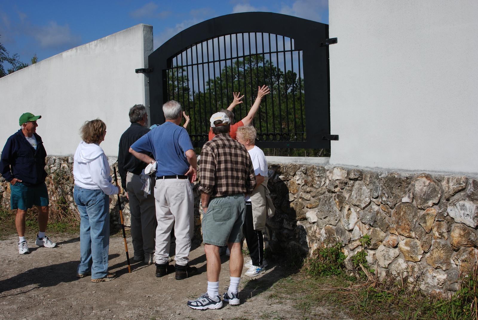 Land Bridge over I-75 <br /> PHOTO CREDIT: Florida Trail Association / Diane Dammiller