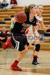 Central JV Girls Basketball