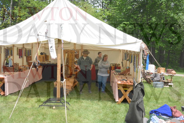 Central Iowa Free Skinners Rendezvous