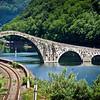 Borgo a Mozzano (LU)<br /> Devil's Bridge