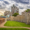 Gardens At Tower Of London