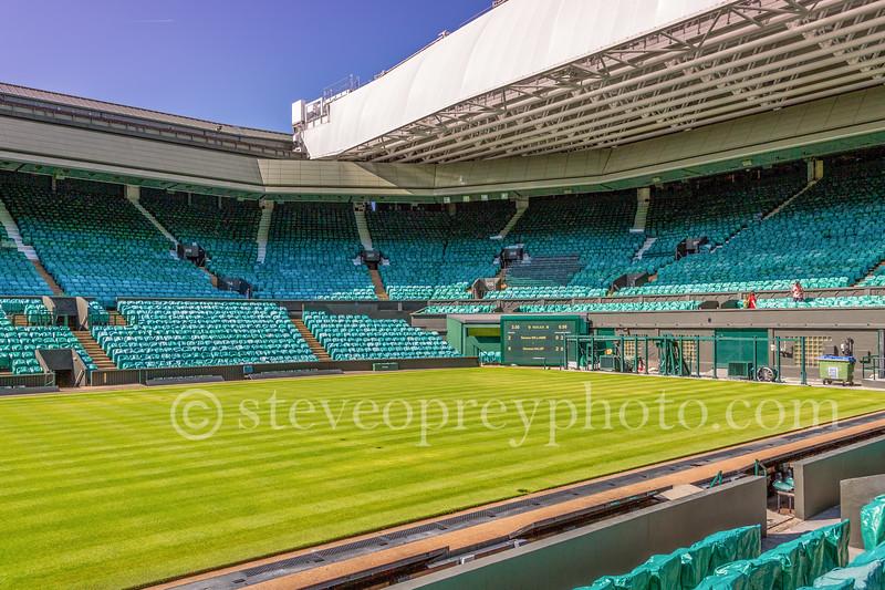 Centre Court - Wimbledon