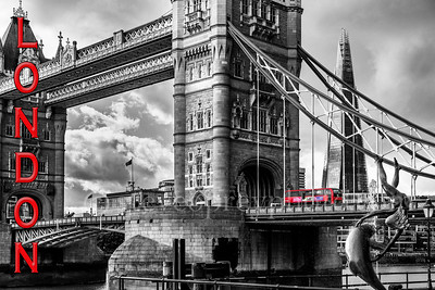 Tower Bridge / The Shard