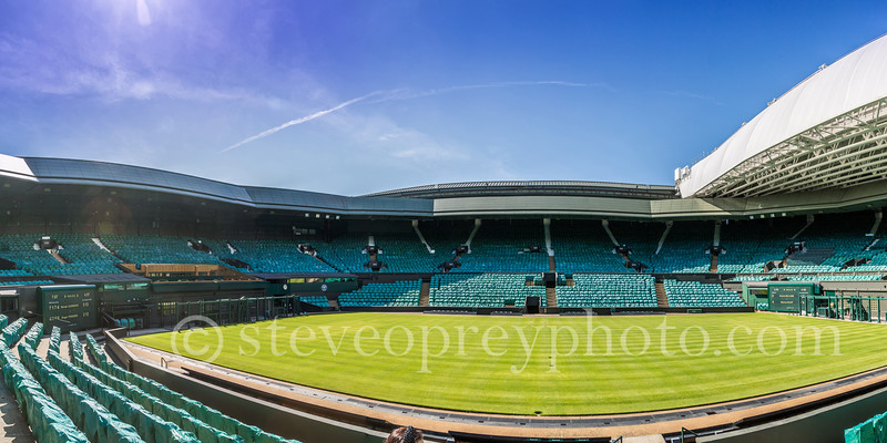 Centre Court - Wimbledon