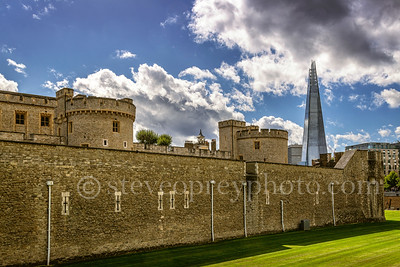Overlooking The Tower Of London