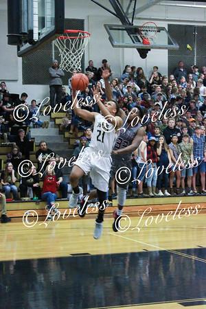 Basketball vs. Eagleville 12/08/17