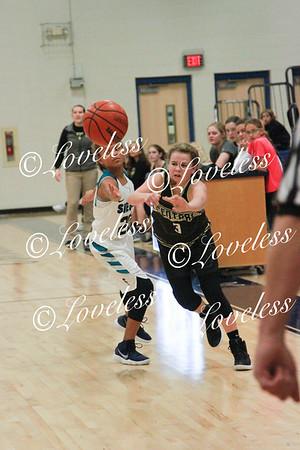 CMS vs Siegel Middle Basketball 11/30/17