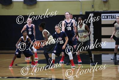 Middle School Basketball vs Oakland  12/8/17