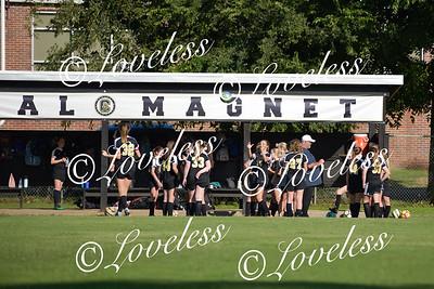 Middle School Soccer vs OMS  9/17/18
