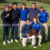 VASSALBORO, ME - OCTOBER 9: Falmouth High School won the State Class A golf championship Saturday October 9, 2021 at Natanis Golf Club in Vassalboro. (Staff photo by Joe Phelan/Staff Photographer)