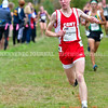 BELFAST, ME - OCTOBER 2: Cony's Jacob Pelletier runs 20th Maine XC Festival of Champions Saturday October 2, 2021 at roy Howard Middle School in Belfast. (Staff photo by Joe Phelan/Staff Photographer)