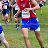 BELFAST, ME - OCTOBER 2: Messalonskee's Colby Pawson runs 20th Maine XC Festival of Champions Saturday October 2, 2021 at Troy Howard Middle School in Belfast. (Staff photo by Joe Phelan/Staff Photographer)